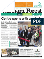 Waltham Forest News 28th October 2013
