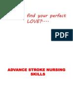 advance stroke nursing.ppt