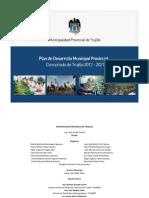 Plan de Desarrollo Municipal Provincial Concertado de TRUJILLO 2012-2021