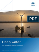 MARKETdeep Water European Wind Energy Ass