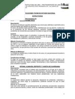 Especificaciones Tecnicas Estadio Nacional