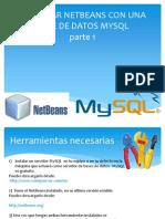 Conectar Netbeans Con Una Base de Datos Mysql
