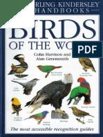 36153512 Birds of the World