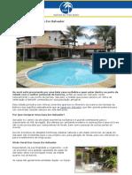 Guia Rápido De Casas Em Salvador