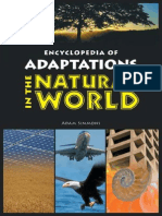 59205867 Adam Simmons Encyclopedia of Adaptations in the Natural World