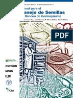 Manual Para El Manejo de Semillas en Bancos de Germoplasma