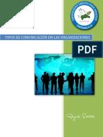 TEMA VI - TIPOS DE COMUNICACIÓN EN LAS ORGANIZACIONES