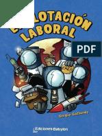 Explotación laboral, de Sergio Gallardo. ¡Lee gratis las primeras páginas!