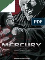 Mercury, de David Braña y Abel Cicero Hermo. ¡Lee gratis las primeras páginas!