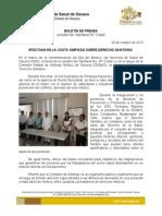 26/0/13 Germán Tenorio Vasconcelos EFECTÚAN EN LA COSTA SIMPOSIO SOBRE DERECHO SANITARIO