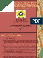 Tugas Akhir Penelitian Deskriptif kualitatif oleh Dr. Hafsha Rizki PPT