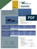 folder cateter eletrodo temporário 24 tpl