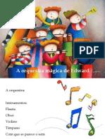 a orquestra mágica de edward
