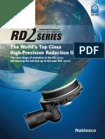 Rd2_serie_ High Precision Geardheads