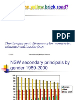 Challenges and Dilemmas for Women in Educational Leadership