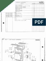 Catalogo de Peças Toyota - Pag 217 a 324