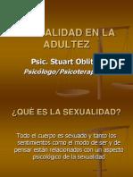 Sexualidad en La Adultez