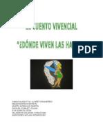 Cuento Vivencial