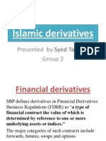 Islamic Derivatives 2