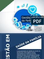 Pós-graduação em Gestão em Saúde da Família - Grupo Educa+ EAD