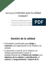 Técnicas y métodos para la calidad.pptx