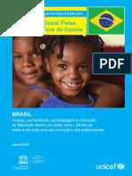 relatório UNISECEF- EDUCAÇÃO CRIANÇAS EM RISCO