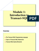 01. Introduction to Transact-SQL.ppt
