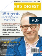 Writer's Digest September 2013