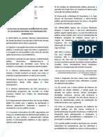 adm em exercícios-PCDF-2013