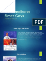 Os 10 Melhores Filmes Gays