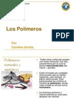 Clase 1 Polimeros