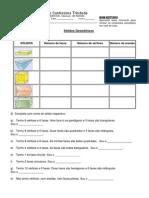 5 - Exercícios de Revisão Sólidos Geométricos