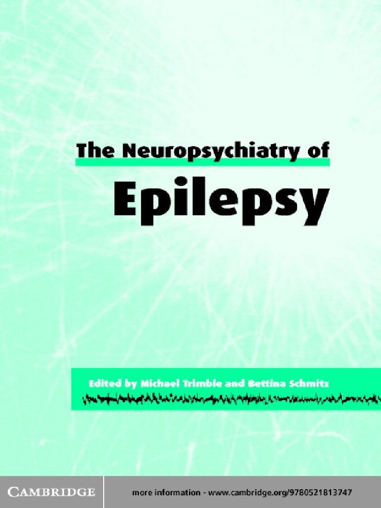 The neuropsychiatry of epilepsy2002 psychiatry schizophrenia fandeluxe Choice Image