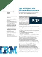 IBM v7000 german