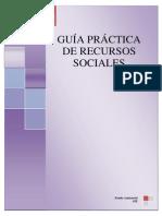 Guia de Recursos Sociales.83
