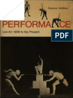 Goldberg.roseLee.performance.live Art 1909 to the Present
