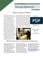 Study Georgia Quarterly