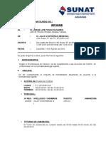 Informe 03.08.2010