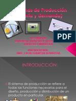 Sistemas de Produccion (Oferta Demanda)