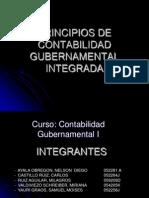 Principios de La Contabilidad Gubernamental