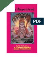 Sri Isopanisad Original 1969 Edition