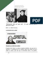 Martin Lutero e Ignacio de Loyola