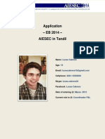 Application Lucas Cabrera