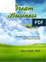 Dream Business Roadmap eBook