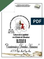 BLOQUE III Lecturas y dinámicas