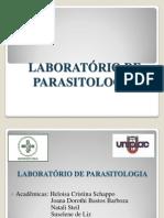 LABORATÓRIO DE PARASITOLOGIA