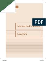 Manual Geografia 2013