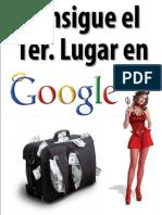 Reporte Especial 1er Lugar en Google