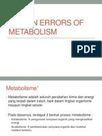 patofisiologi gejala penyakit Inborn Errors of metabolism
