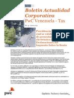 Boletín Actualidad Corporativa No. 14